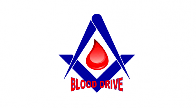 Blood Drive at Manchester Lodge