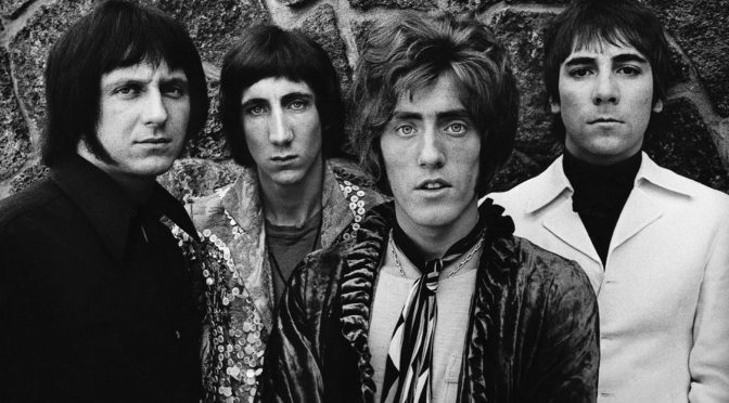 The Who at Fenway