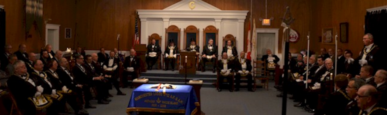 Manchester Lodge No.12  F.& A.M.