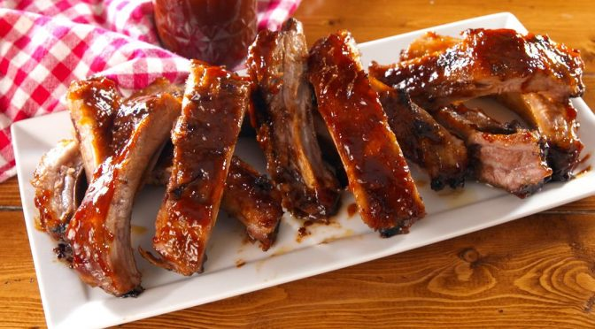 Whiskey and Ribs!